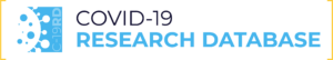 Logo for the COVID-19 Research Database